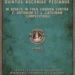 Senatus'ta Adaylık Toga'sıyla Rakipleri C. Antonius ve L. Catilina Aleyhine Konuşma