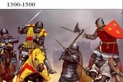 Medieval Scandinavian Armies 2: 1300-1500